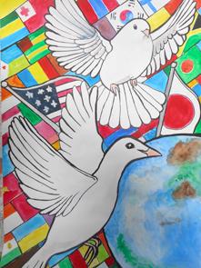 兵庫県稲美町の子供専門の絵画・造形・デザイン教室